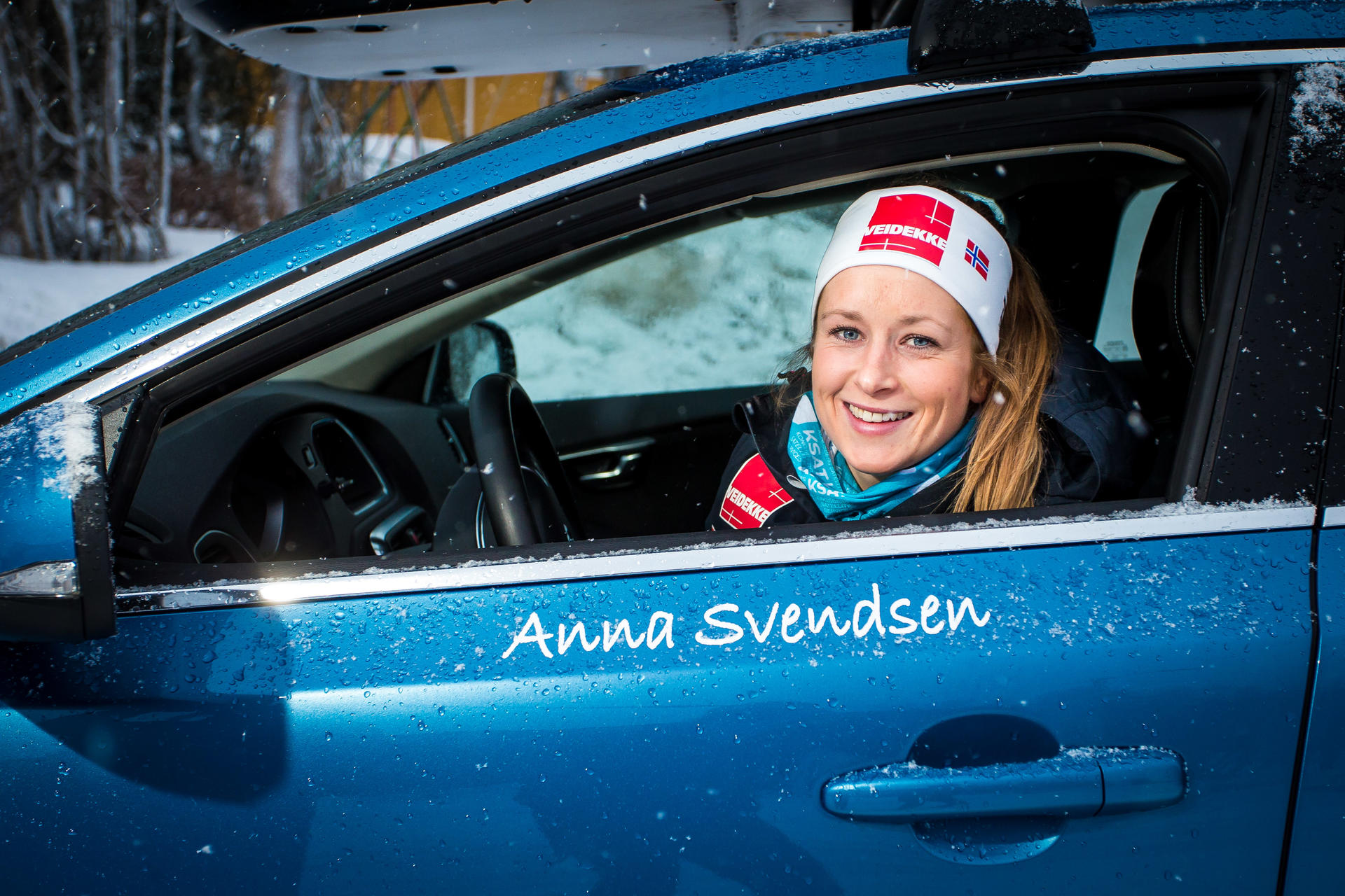 Anna Svendsen er klar for Tour de Ski.
