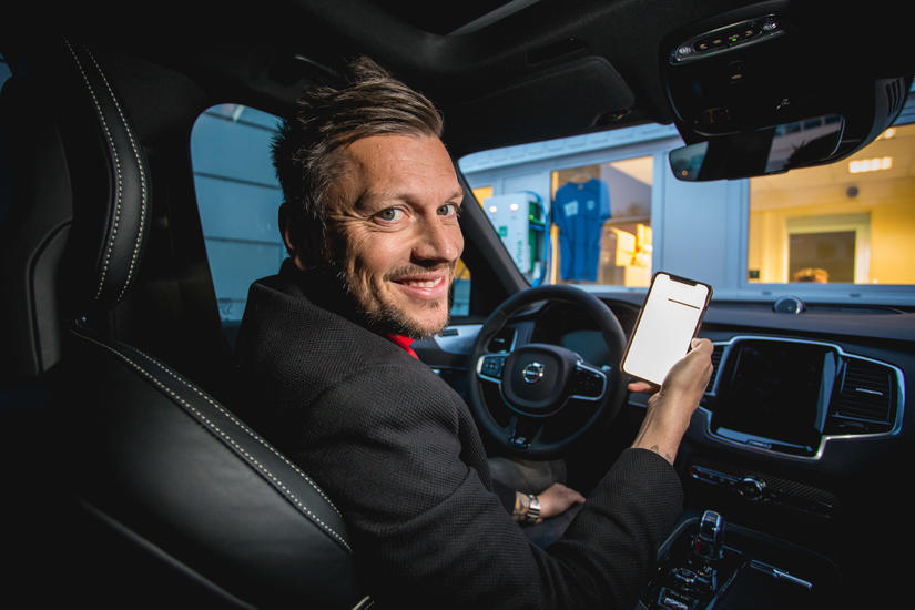 Bil Bil i Nord Volvo Volvo On Call App