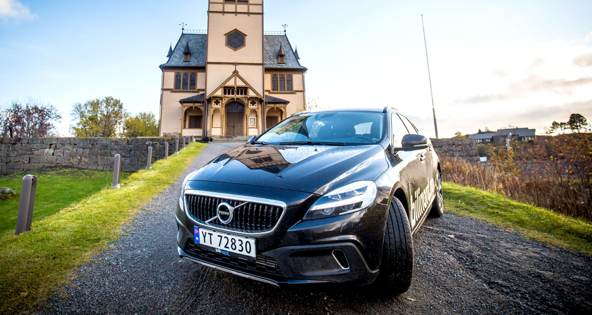 BIl i Nord, Volvo V40 Cross Country