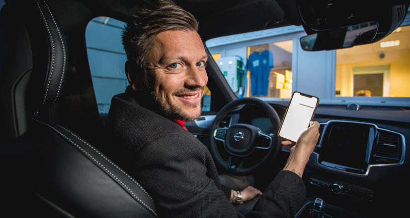 Volvo On Call Bil i Nord Tom Karlsen